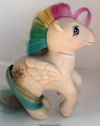 Starshine Rainbow Pony - -property TooGroovyToys.com
