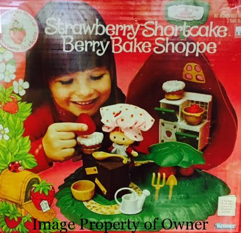 Berry Bake Shoppe