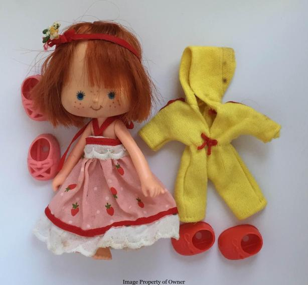 "Strawberry Shortcake with Berry Wear ""Berry Sunny Day"""