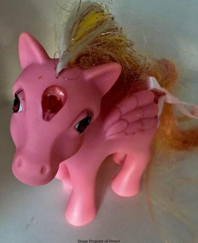 Princess Glittering Gern Brush n Grow- Yello80s