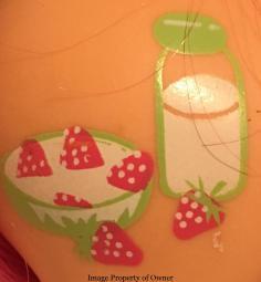 Strawberry Surprise cutie mark