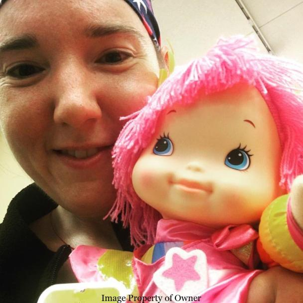 Tickled Pink Rainbow Brite Doll
