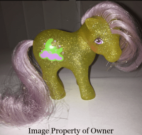 Sparkle Pony Napper property whitneymlp