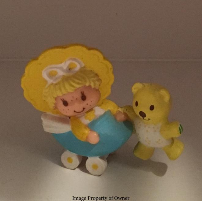 Butter Cookie and Jelly Bear