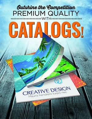 Customized Catalogs in Miami