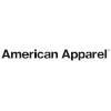 American Apparel Promotional Clothing Logo