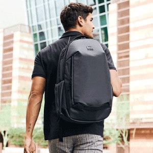 backpacks with logo miami
