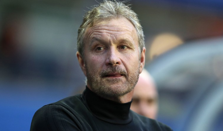 Blues boss Kevin Bond. photo: David Davies/PA WIre