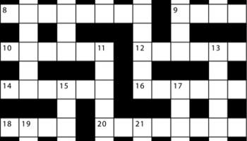 New crossword - Yellow Advertiser