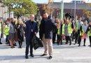 Civil servants clear up Basildon town centre as litter campaign winds down