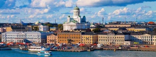 რომელია ფინეთის დედაქალაქი?