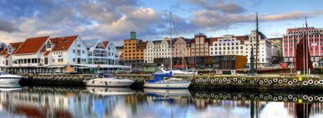 რომელია ნორვეგიის დედაქალაქი?