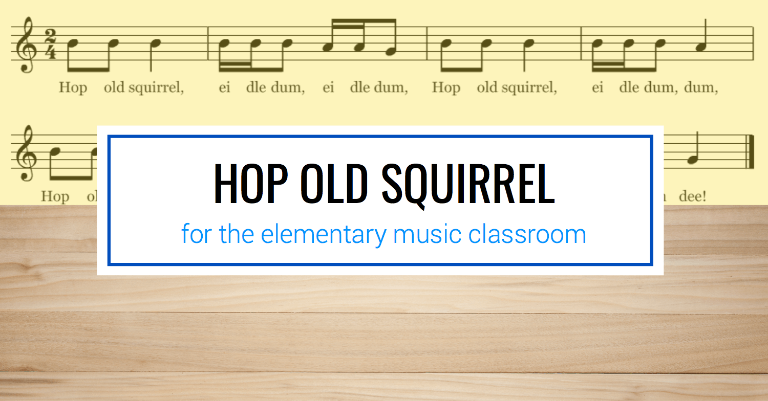 Hop Old Squirrel