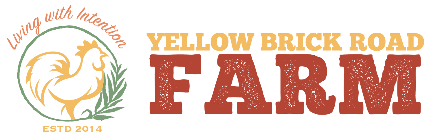 Yellow Brick Road Farm logo