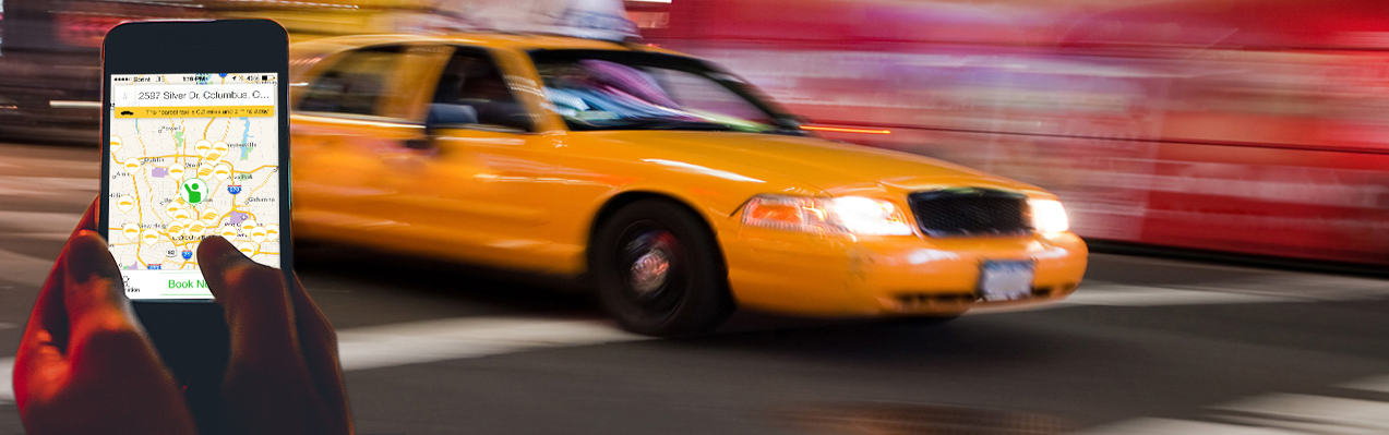 Get the Yellow Cab App