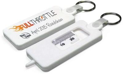 Full Throttle Branding Key ring design