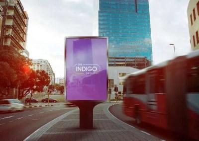 Indigo Group Branding