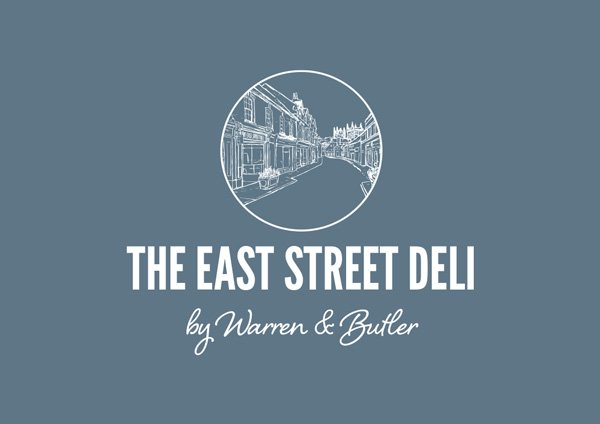 The East Street Deli Branding