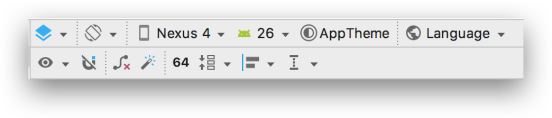 ConstraintLayout - Toolbar