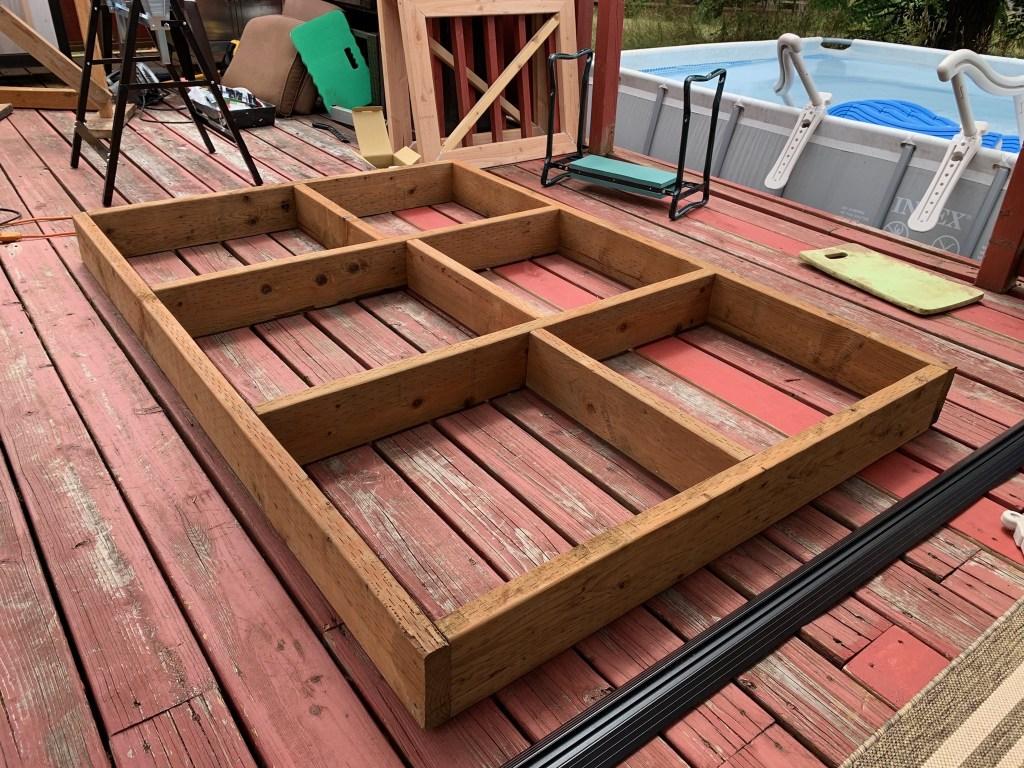 Deck joists