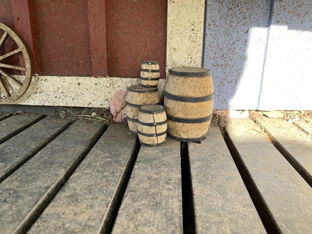 Replaced barrel