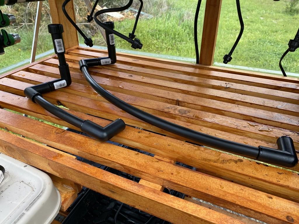 Assembled tubing