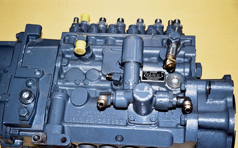 Sel Fuel Injector Pumps