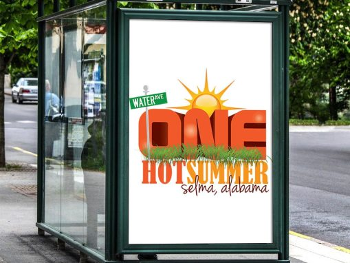 One Hot Summer Series Brand Development