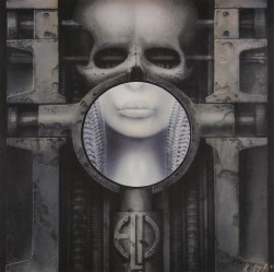 Emerson, Lake & Palmer - 1973 - Brain Salad Surgery. A classic of '70s progressive rock.