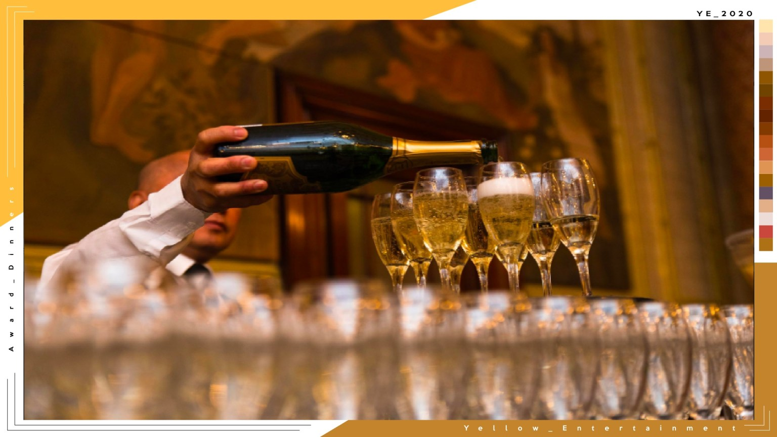 award_dinners_champagne_pour