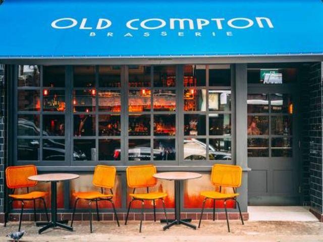 dol compton street brasserie event