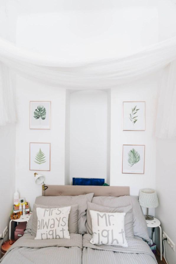 yellowgirl-Schlafzimmer Bilder- damit schläfst du noch besser (3 von 10)