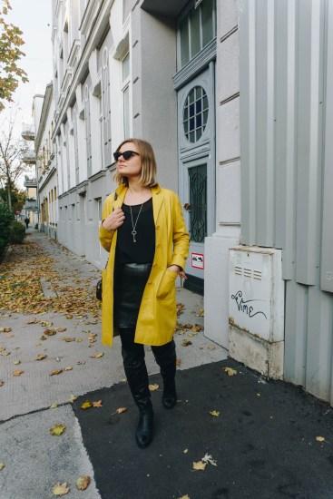 yellowgirl-Herbsttrend- Alles Leder (2 von 5)