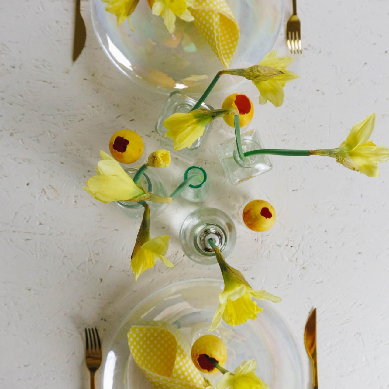 DIY Ostern: meine Tischdekoration
