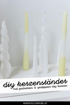 yellowgirl-DIY-Kamindeko--gedrehte-Kerzen-in-verschiednen-Farben-und-Formen-P