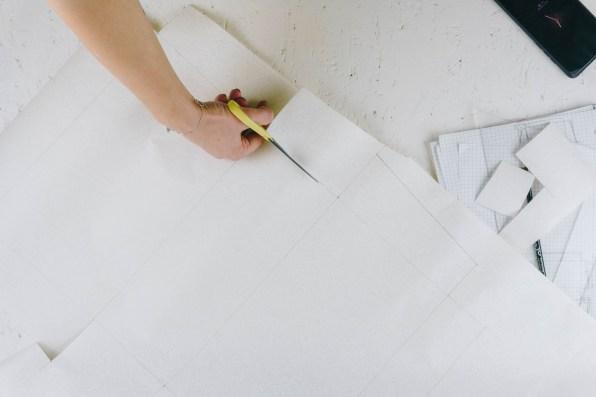 yellowgirl-DIY Handtasche- look a like zwischen Fendi und Dries Van Noten (3 von 22)
