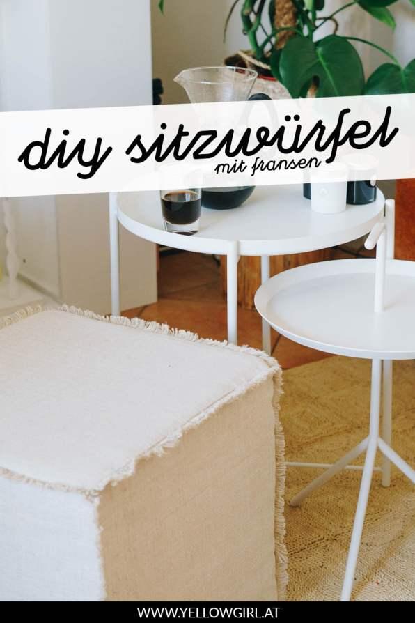 yellowgirl-DIY-Wohnzimmer--mein-kleiner-Sitzwürfel-mit-Fransen-P2