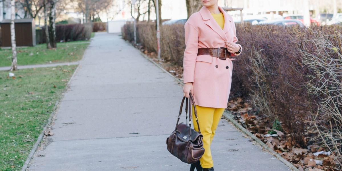 Bunte Farben im Frühling: Mein Gute-Laune-Outfit