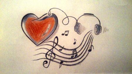 Le canzoni, le parole e l'amore in musica! Quale sono le vostre canzoni?