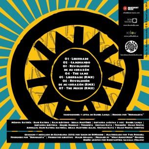 Daniel Lança | Revolución | back | 2014