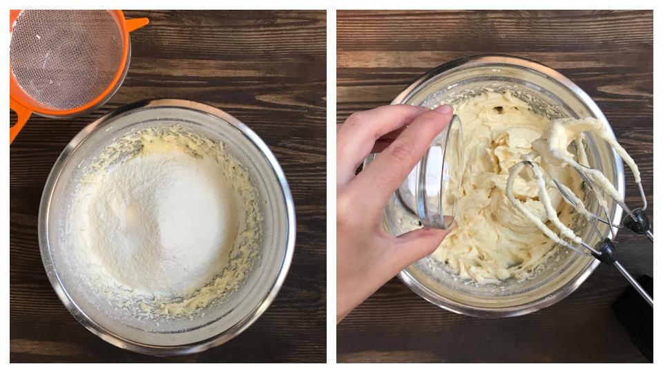 Сливовый пирог шаг 3