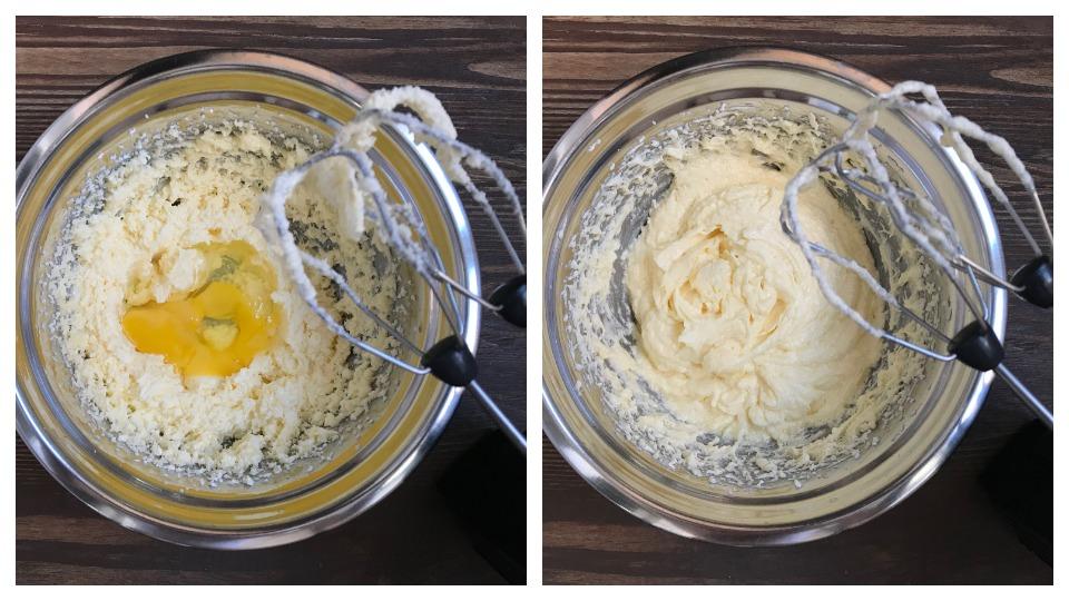 Сливовый пирог шаг 2