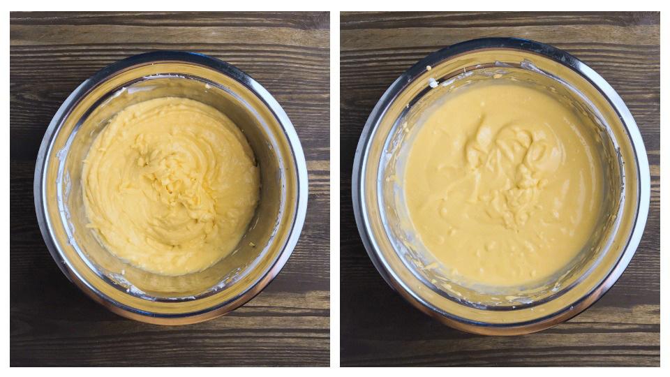 сырно-тыквенная смесь