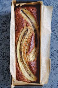 банановый хлеб фото