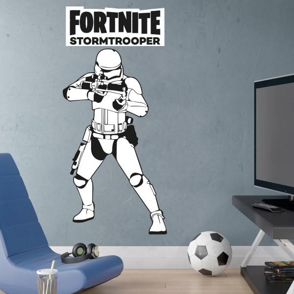 Fortnite muursticker