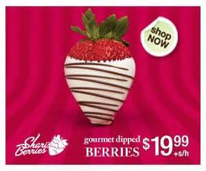 Shari's Berries coupon. Shari's Berries coupons