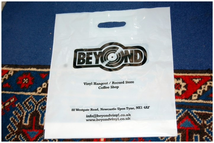 Searching for records in Newcastle - Beyond bag
