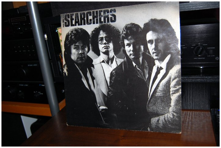Searching for records in Newcastle - The Searchers
