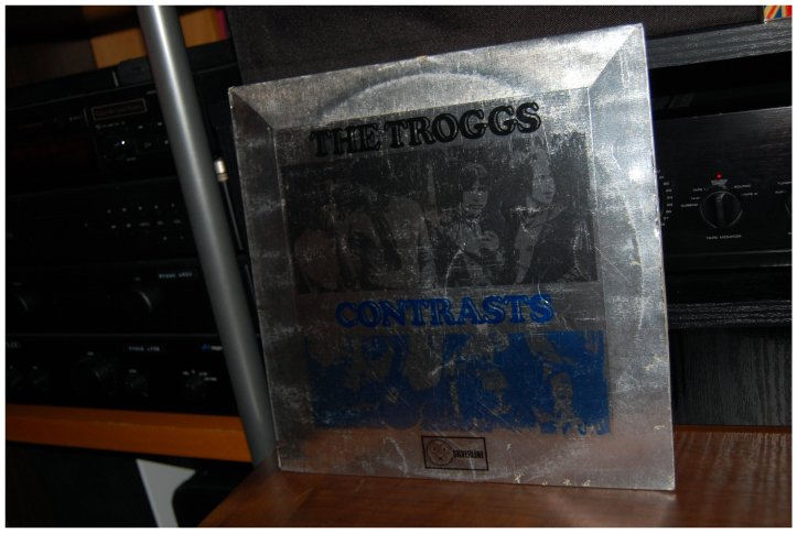Searching for records in Chester-le-Street - The Troggs