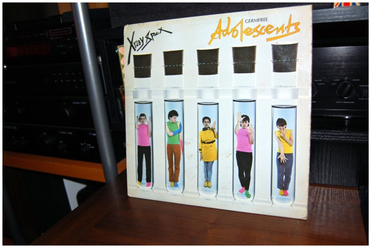Searching for records in Newcastle - X-Ray Spex